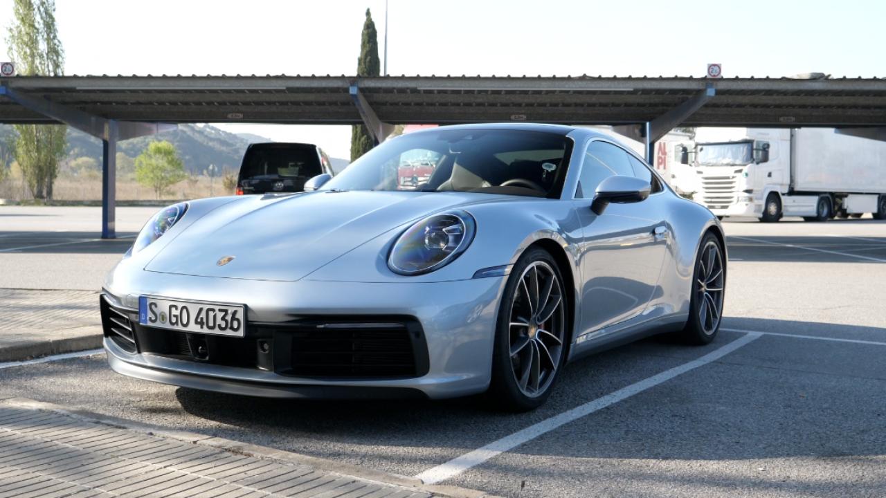 992 Porsche 911 – First Impressions