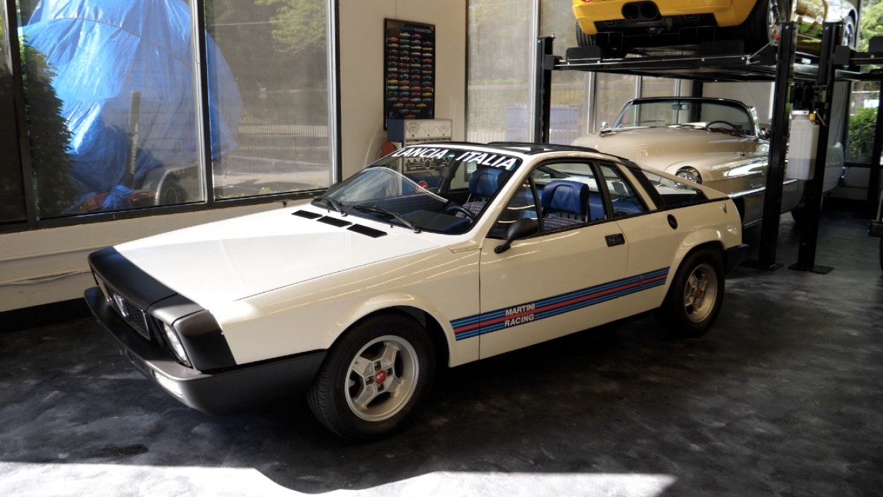 My New Love: The Lancia MonteCarlo